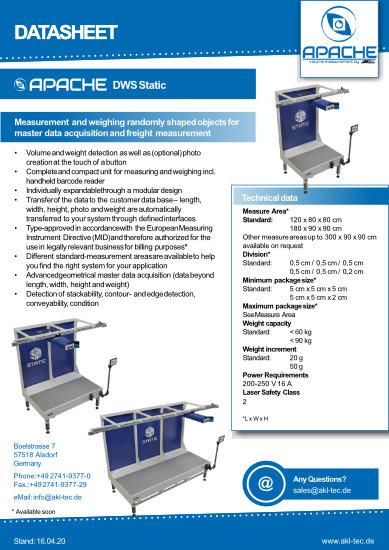 Apache DWS pdf-cover