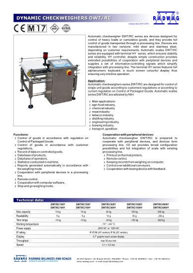 DWT-RC sjekkvekt pdf-cover