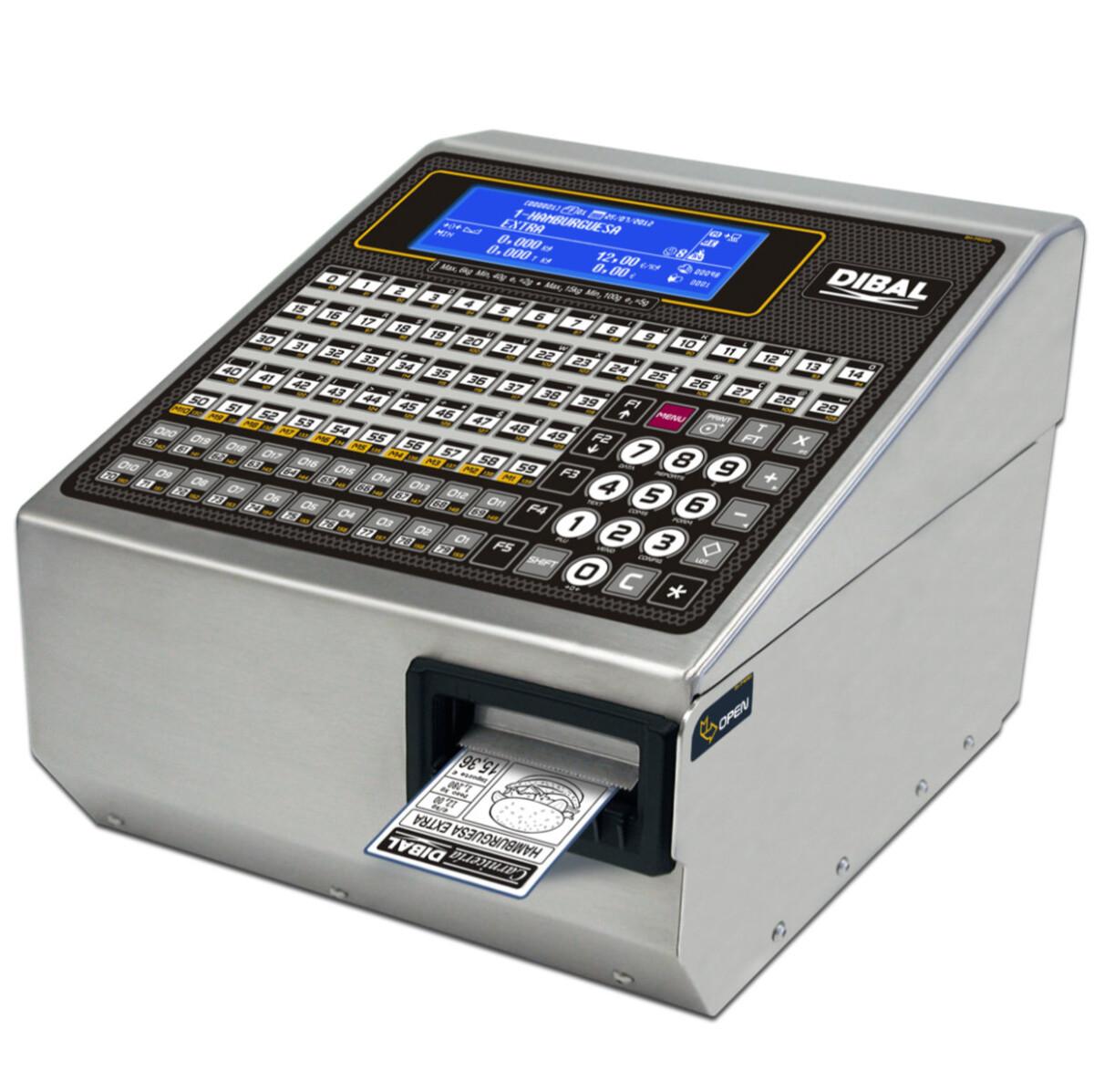 Dibal-LP545-etikettering-1