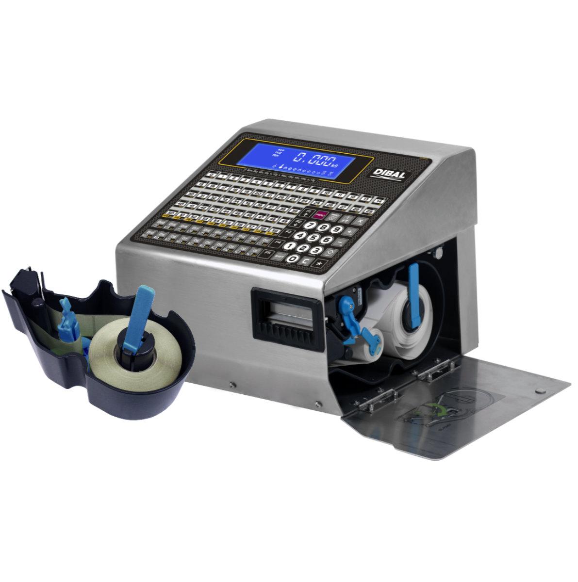 Dibal-LP545-etikettering-2