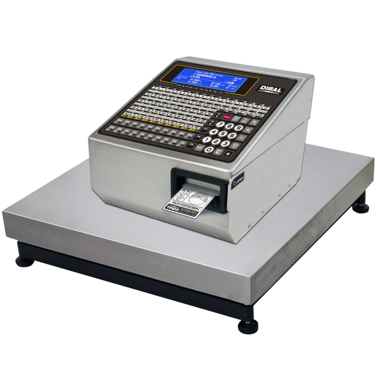 Dibal-LP545-etikettering-3
