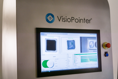 VisioPointer screen