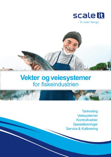 Vekter og veiesystemer for fisk